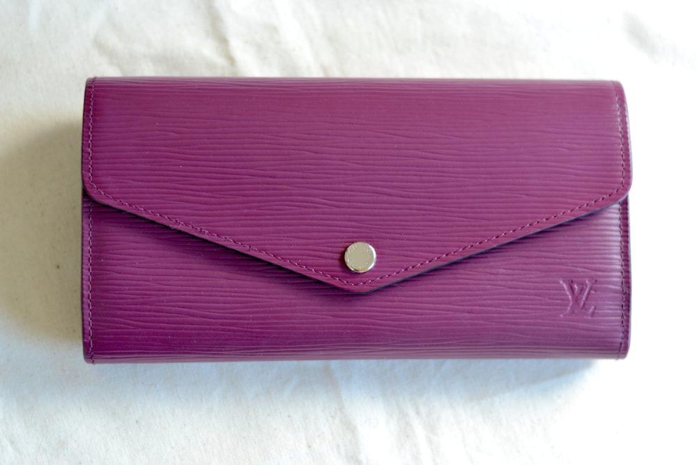 Louis Vuitton カラーチェンジ